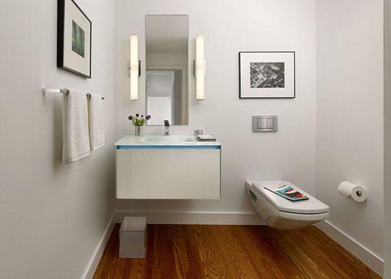 مطالب مهم درباره توالت فرنگی دیواری