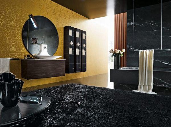فضای باز در دکوراسیون حمام معاصر